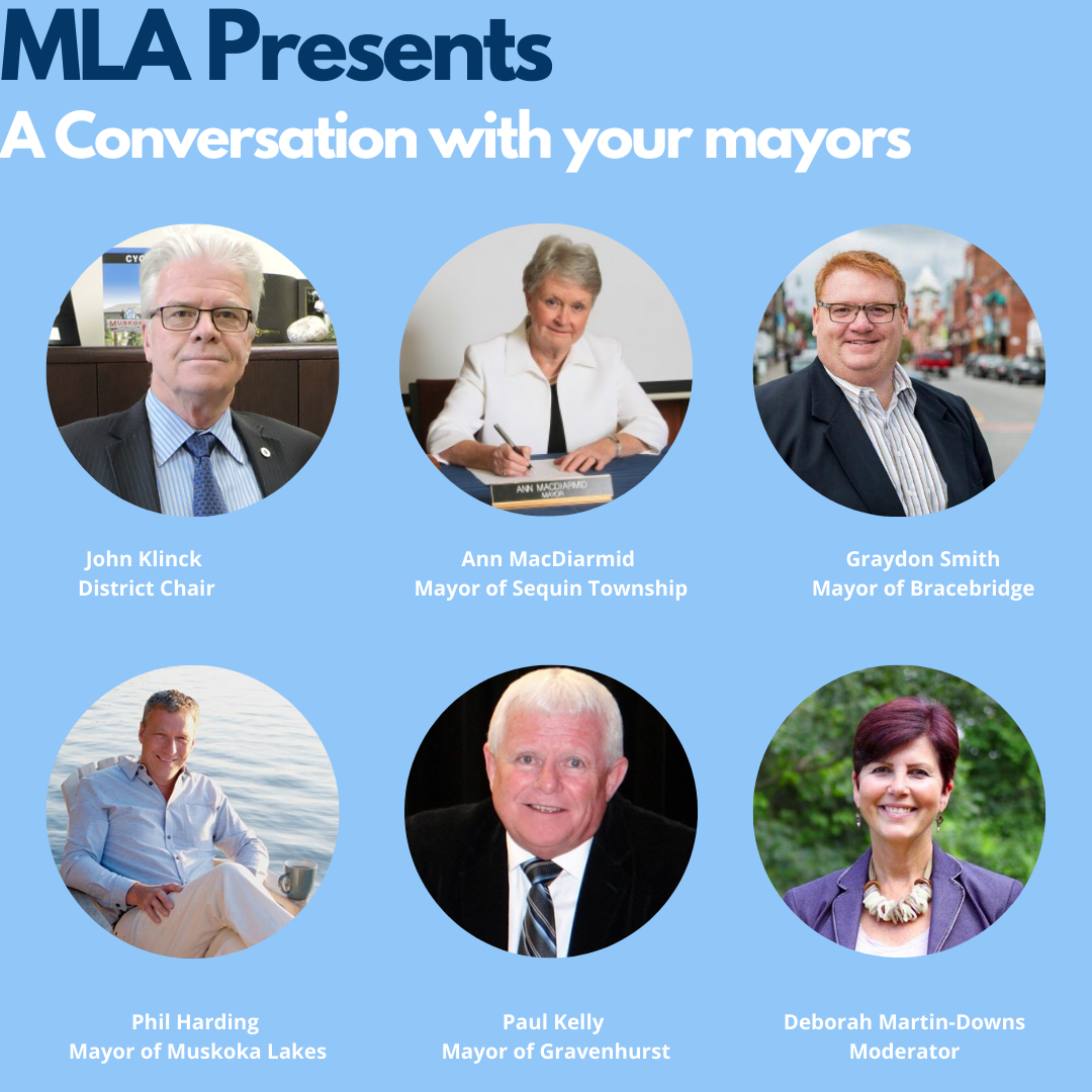 A conversation with your Mayors